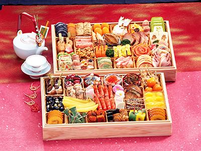 ふく吉 お集まりおせち「祭り膳」のイメージ