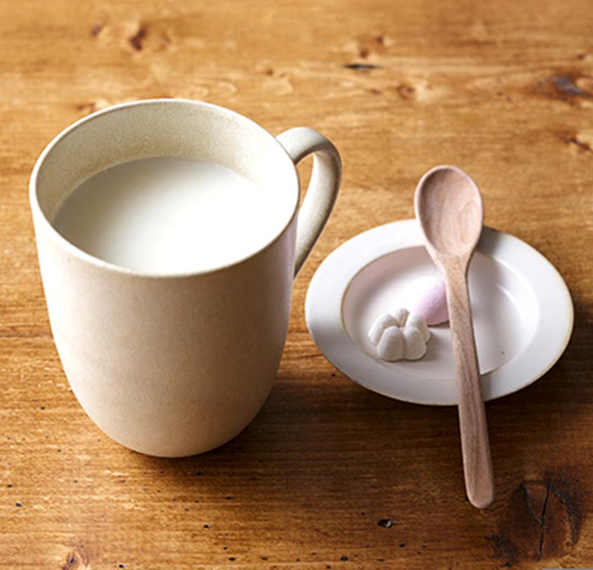 豆乳しょうがのホットあまざけ イメージ