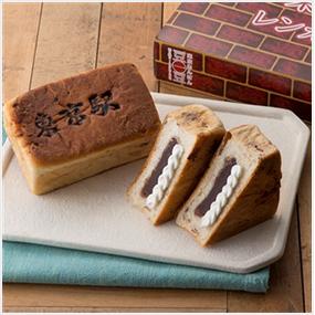 東京レンガぱんパック(東京あんぱん 豆一豆)のイメージ