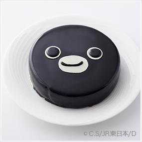 Suicaのペンギン チョコレートケーキのイメージ