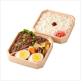 重ねすき焼き弁当(浅草 今半)のイメージ