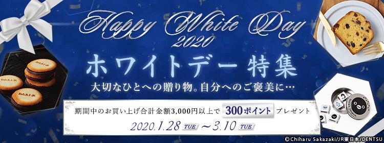 2020 バレンタイン&ホワイトデー キャンペーン