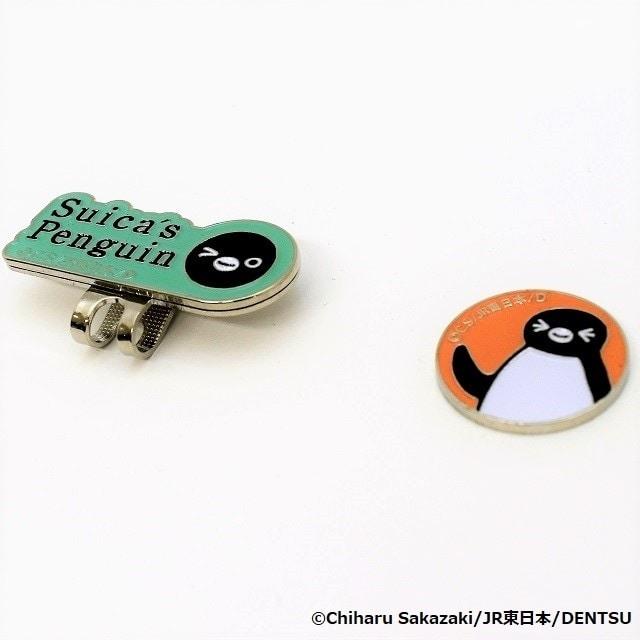Suicaのペンギン ゴルフクリップ&マーカー