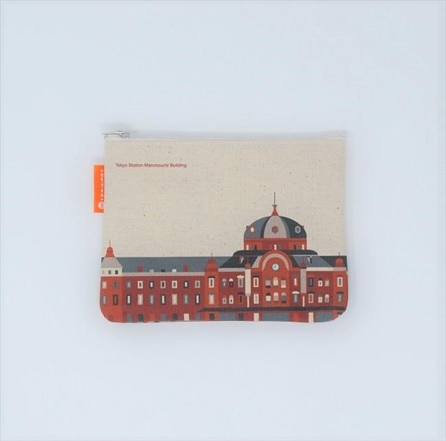 【TA】ポーチ 東京駅丸の内駅舎