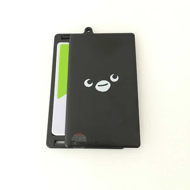 Suicaのペンギン カードケースW(蝶ネクタイ)