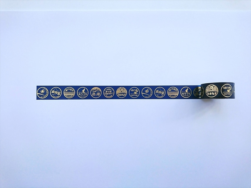 【TA】ヘッドマーク マスキングテープセット