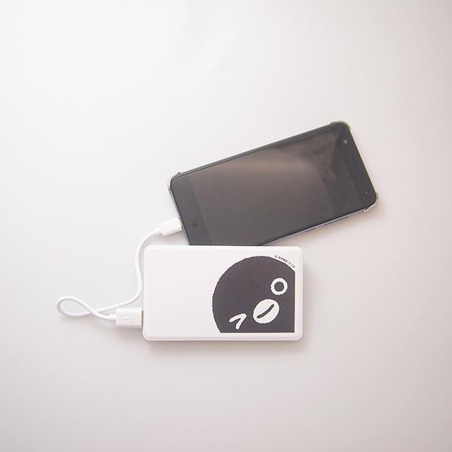 Suicaのペンギン モバイルバッテリー