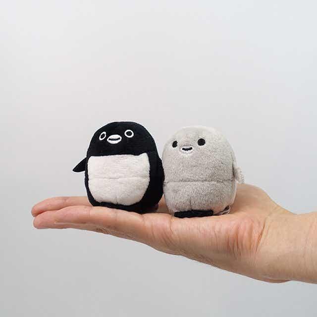 Suicaのペンギン お手玉ぬいぐるみセット