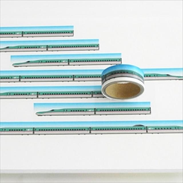 【TA】新幹線 マスキングテープセット