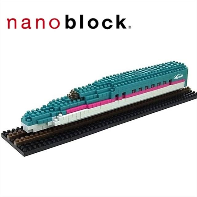 nanoblock (ナノブロック) JR東日本東北新幹線E5系はやぶさ