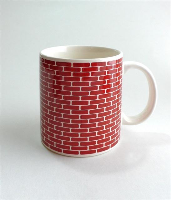 【TA】TSG マグカップ 赤レンガ