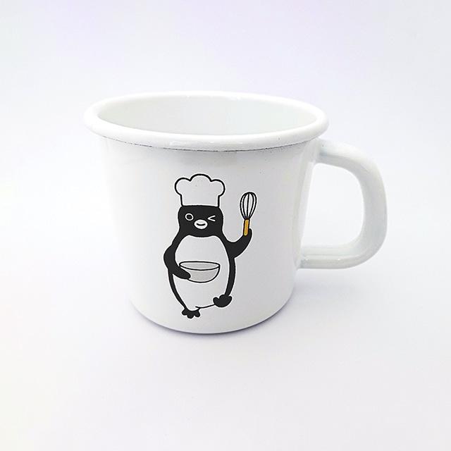 Suicaのペンギン マグカップ(コックさん)