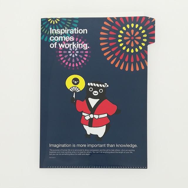 Suicaのペンギン 5パーツホルダー祭り(花火)