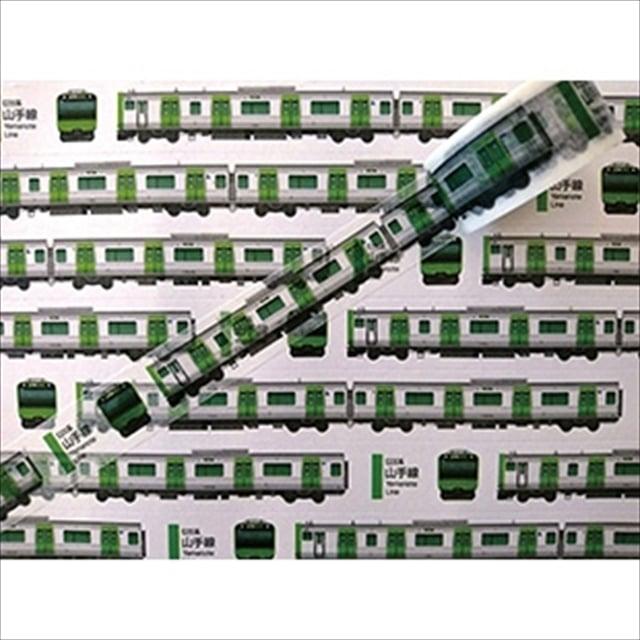 【TA】マスキングテープ E235系山手線車両