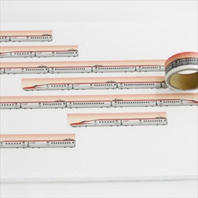 【TA】オリジナルマスキングテープ E6系こまち