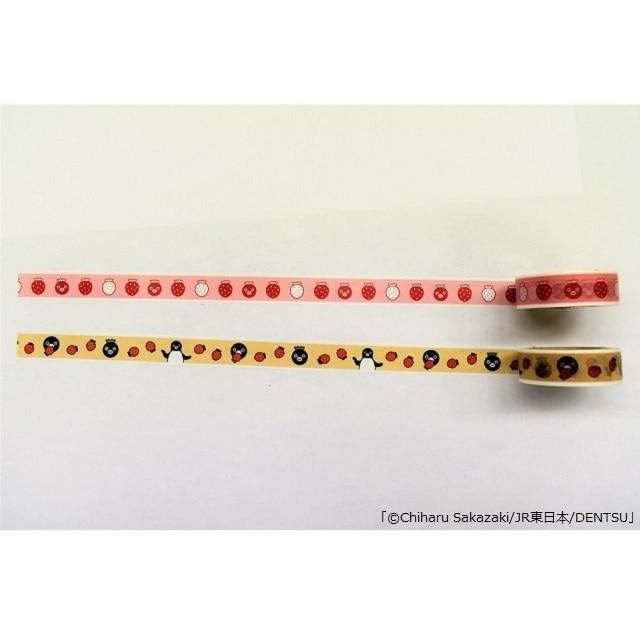 Suicaのペンギン マスキングテープ(2個セット)15th