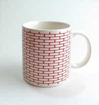 【TA】TSG マグカップ 白レンガ
