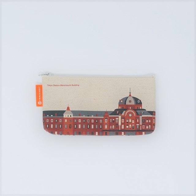 【TA】ペンケース 東京駅丸の内駅舎