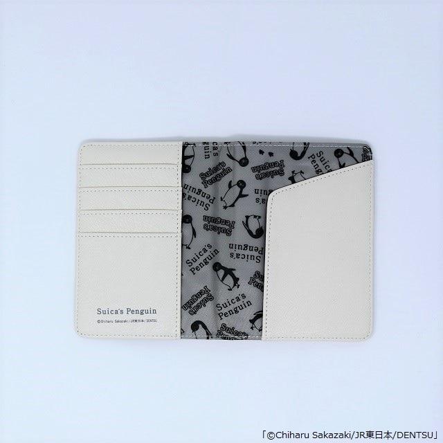 Suicaのペンギン パスポートケース