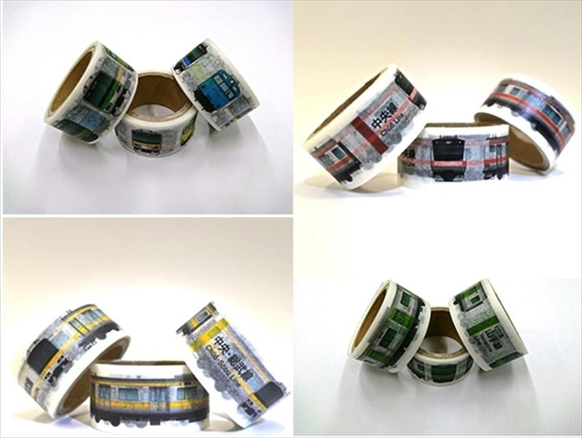 【TA】車両 マスキングテープセット