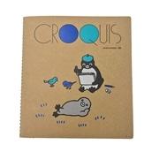 Suicaのペンギン クロッキーブックSQ