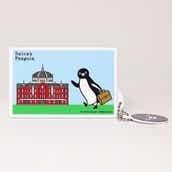 Suicaのペンギン カードケース(東京駅丸の内駅舎)