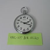 【古物】懐中時計(平元・497・JR盛岡・S)可動品