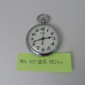 【古物】懐中時計(平元・577・JR盛岡・S)可動品
