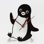Suicaのペンギン アクリル時計