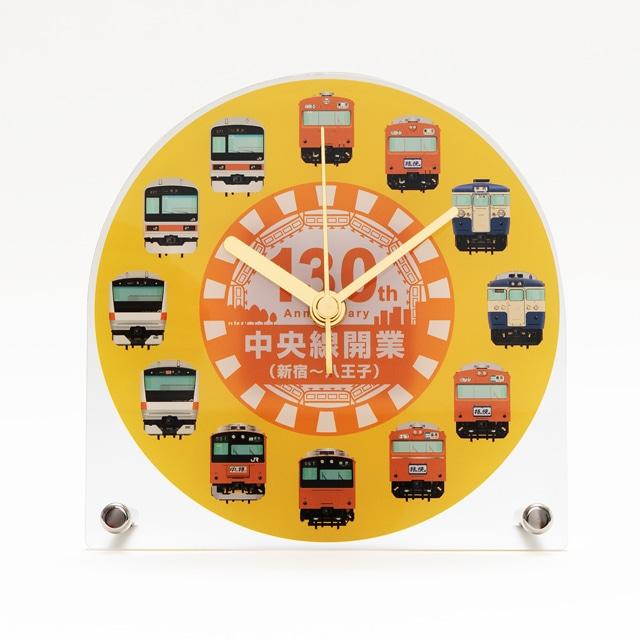 アクリル置時計(文字盤)