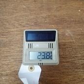 限定1個【古物】「Kenji」温度計