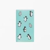 Suica のペンギンチケットファイル ブルー