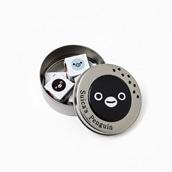 ラッピング付 Suicaのペンギンマグネット付チョコ(チョコ6個入り)<2020VW>