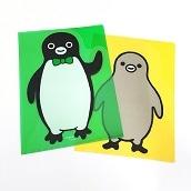 SuicaのペンギンA5ダイカットファイルセット