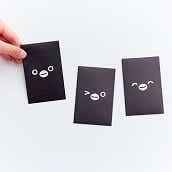Suicaのペンギン ポチ袋(フェイス)