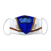 新幹線 冷感なりきりマスクE7 2枚組