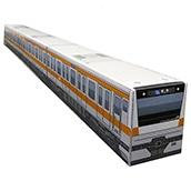 JR東日本東京近郊路線図カレンダー2019 中央線快速BOX