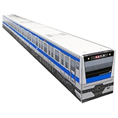 JR東日本東京近郊路線図カレンダー2019 京浜東北線BOX