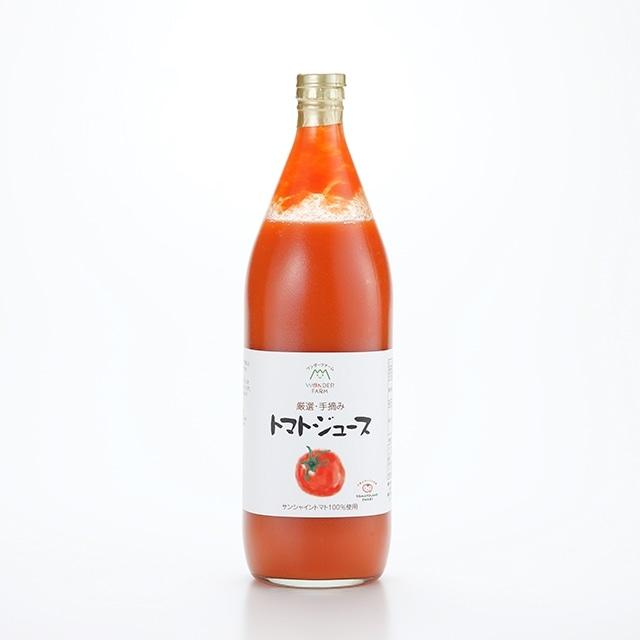 ワンダーレッドトマトジュース(1000g) 6本セット送料込<常磐>