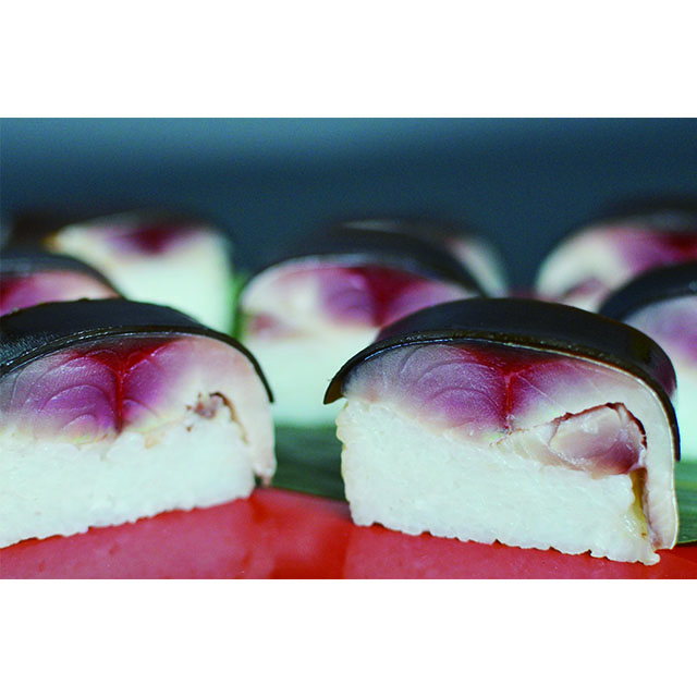 【四国・九州編】博多・黄金さば寿司(五島産ときサバ)  送料無料