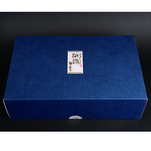 【JR東日本おみやげグランプリ2019】<福島県>浜鶏ラーメン8袋入 送料無料<常磐>