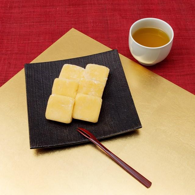 【JR東日本おみやげグランプリ2019】<秋田県>金のバターもち(2パック箱入り) 送料無料