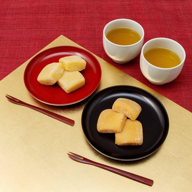【JR東日本おみやげグランプリ2019】<秋田県>金のバターもち・東京しょうゆバターもち食べ比べセット 送料込