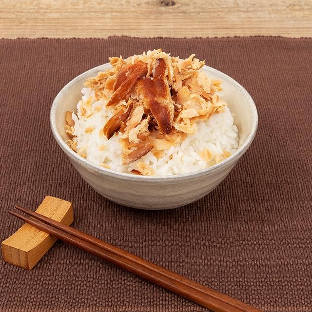 【JR東日本おみやげグランプリ2019】<岩手県>鮭の燻製あらほぐし3本 送料無料