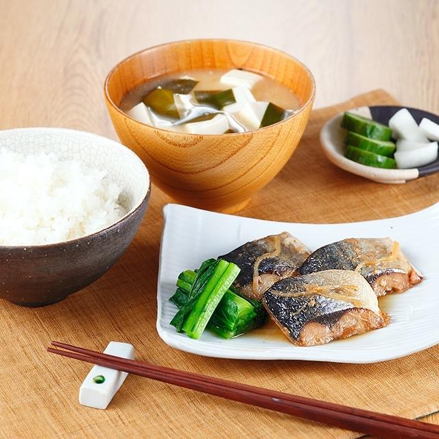 【東北編】三陸さばの魚やの煮付6パック 送料無料<ストック品>