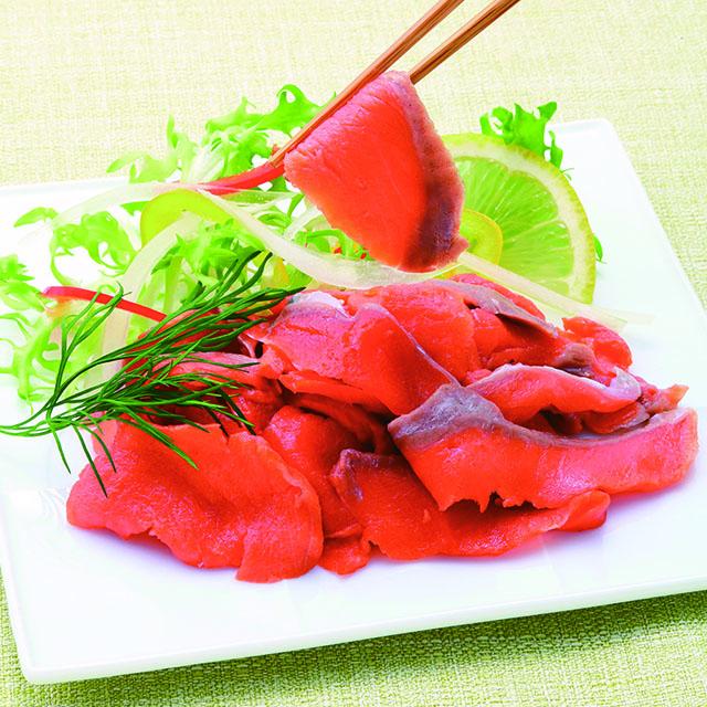 \ワケあり商品/紅鮭スモークサーモンの切り落とし8袋 送料無料
