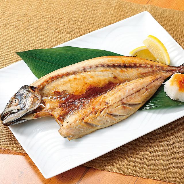 【中国編】酒津(さけのつ)の塩さば5枚 送料無料