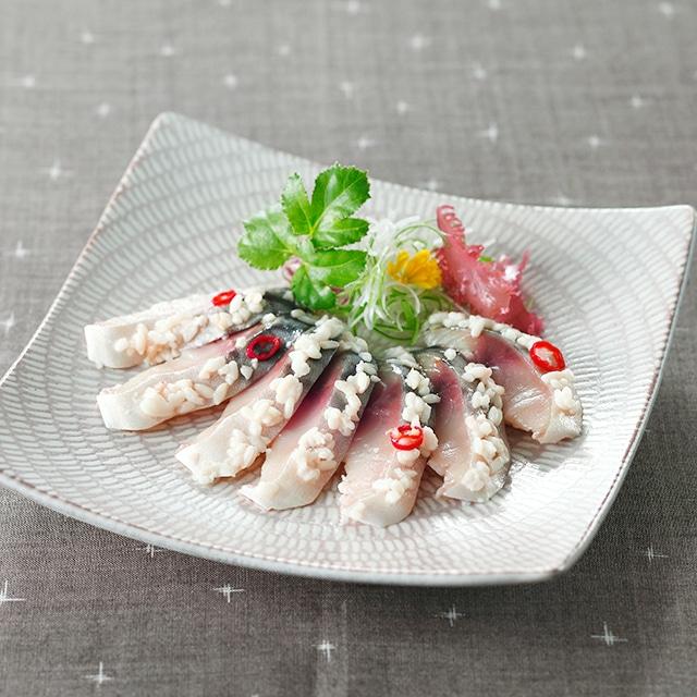 【中国編】因幡塩鯖麹漬け5パック 送料無料