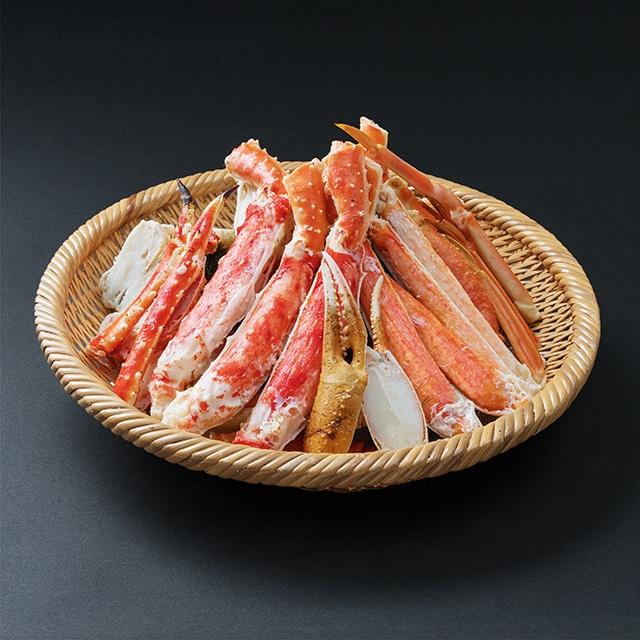 カニ食べ比べセット(ずわい・たらば)各500g 送料込