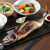 【北陸編】浜焼き鯖2本 送料無料